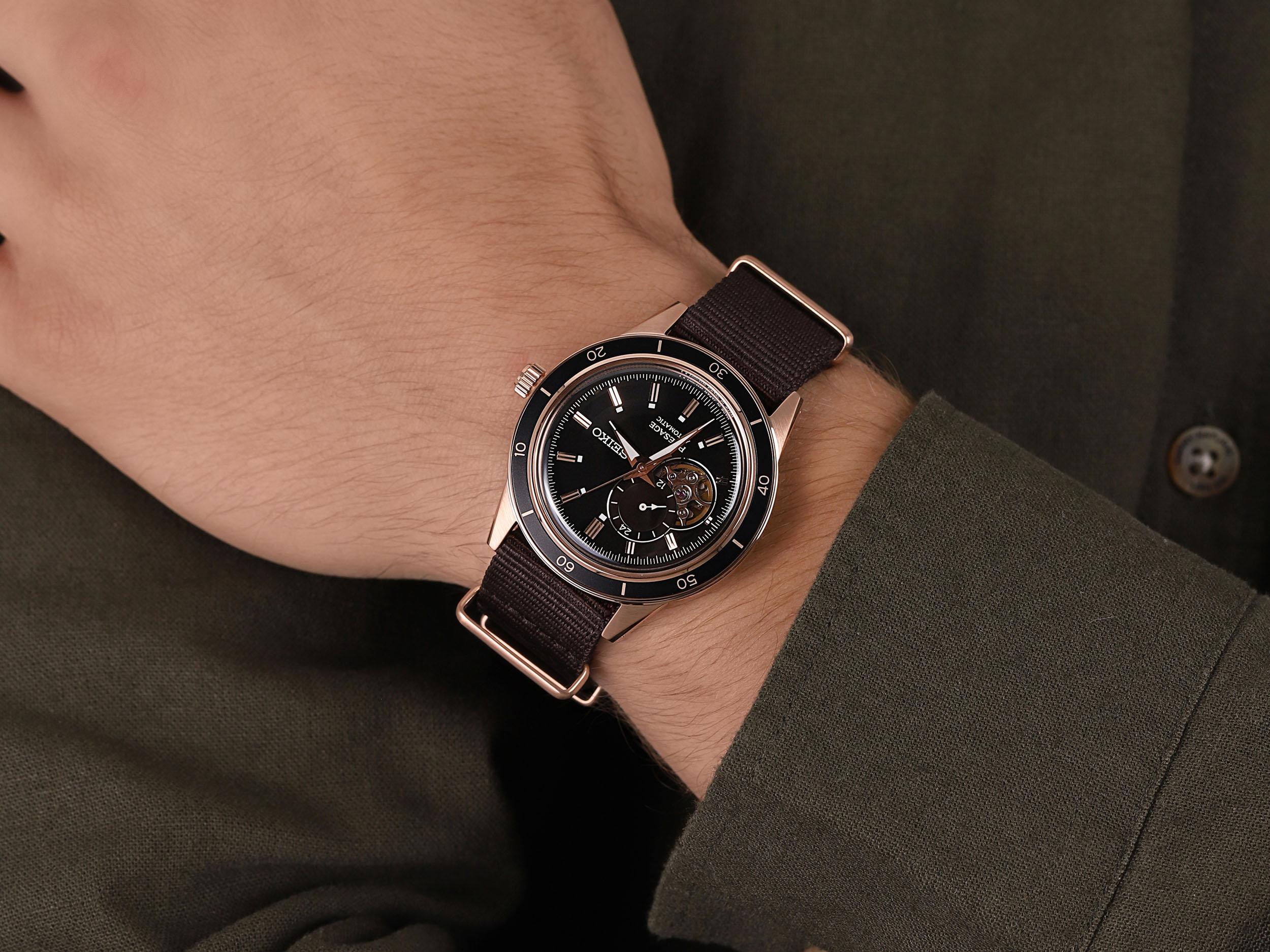 Seiko SSA426J1 zegarek męski Presage
