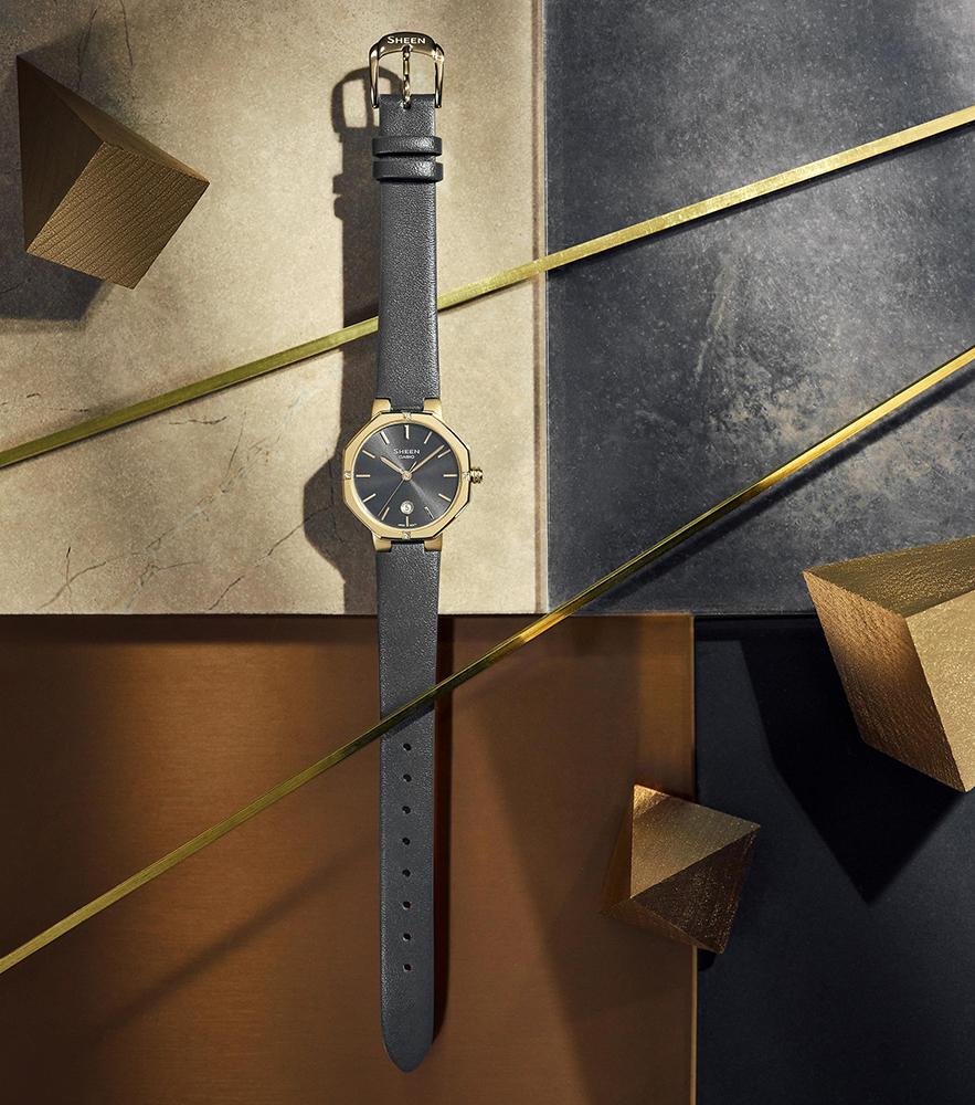 Sheen SHE-4543GL-8AUER zegarek