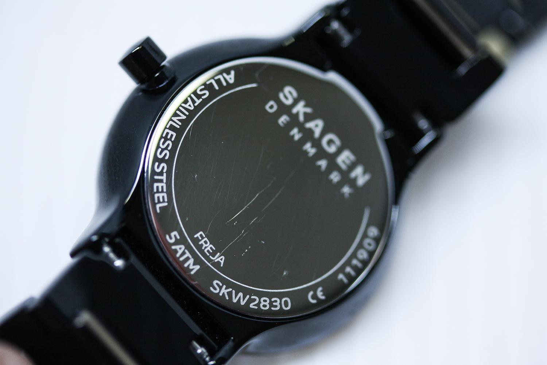 Skagen SKW2830-POWYSTAWOWY damski zegarek Freja bransoleta