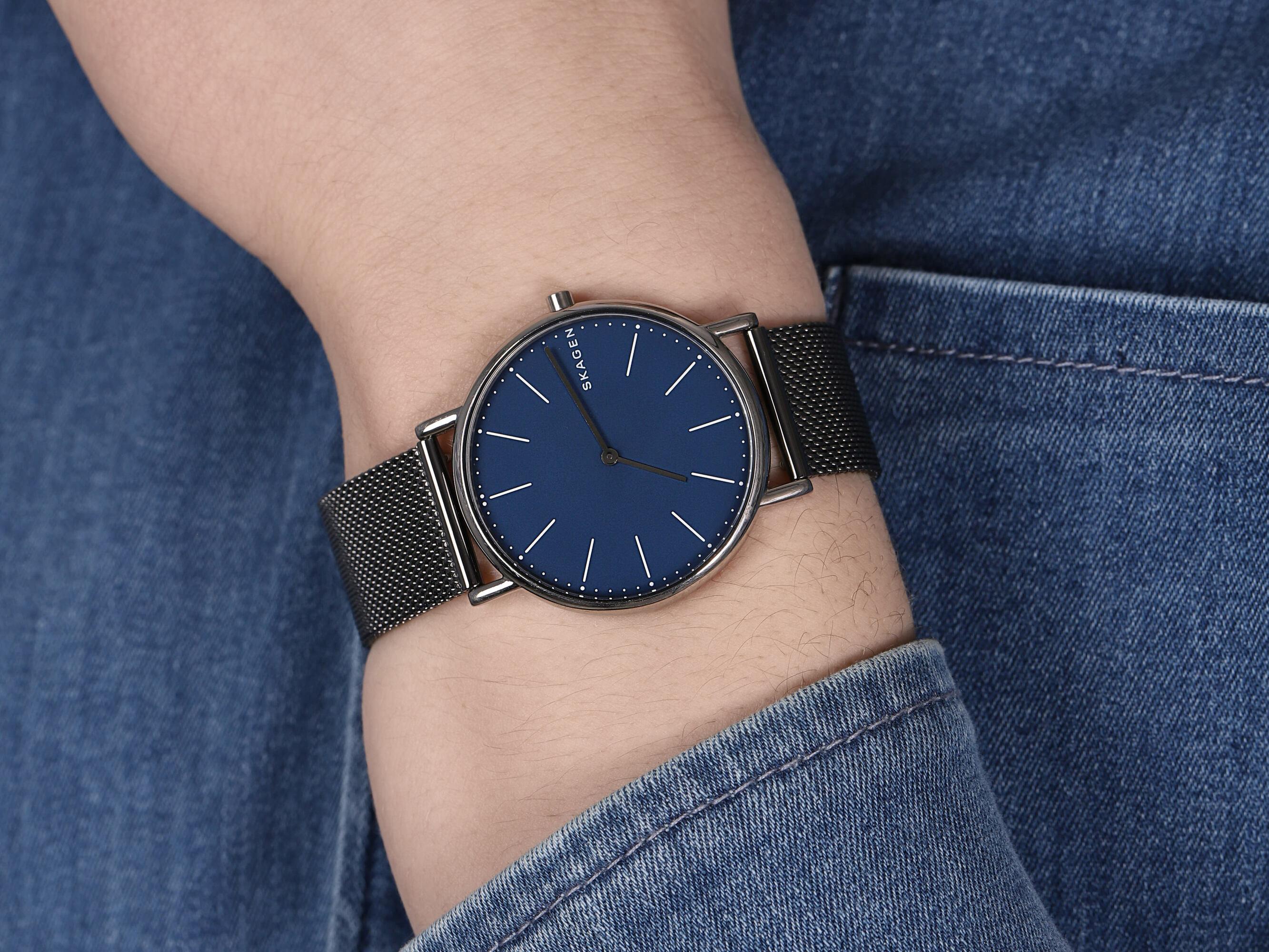 Skagen SKW6420 Signatur zegarek klasyczny Signatur