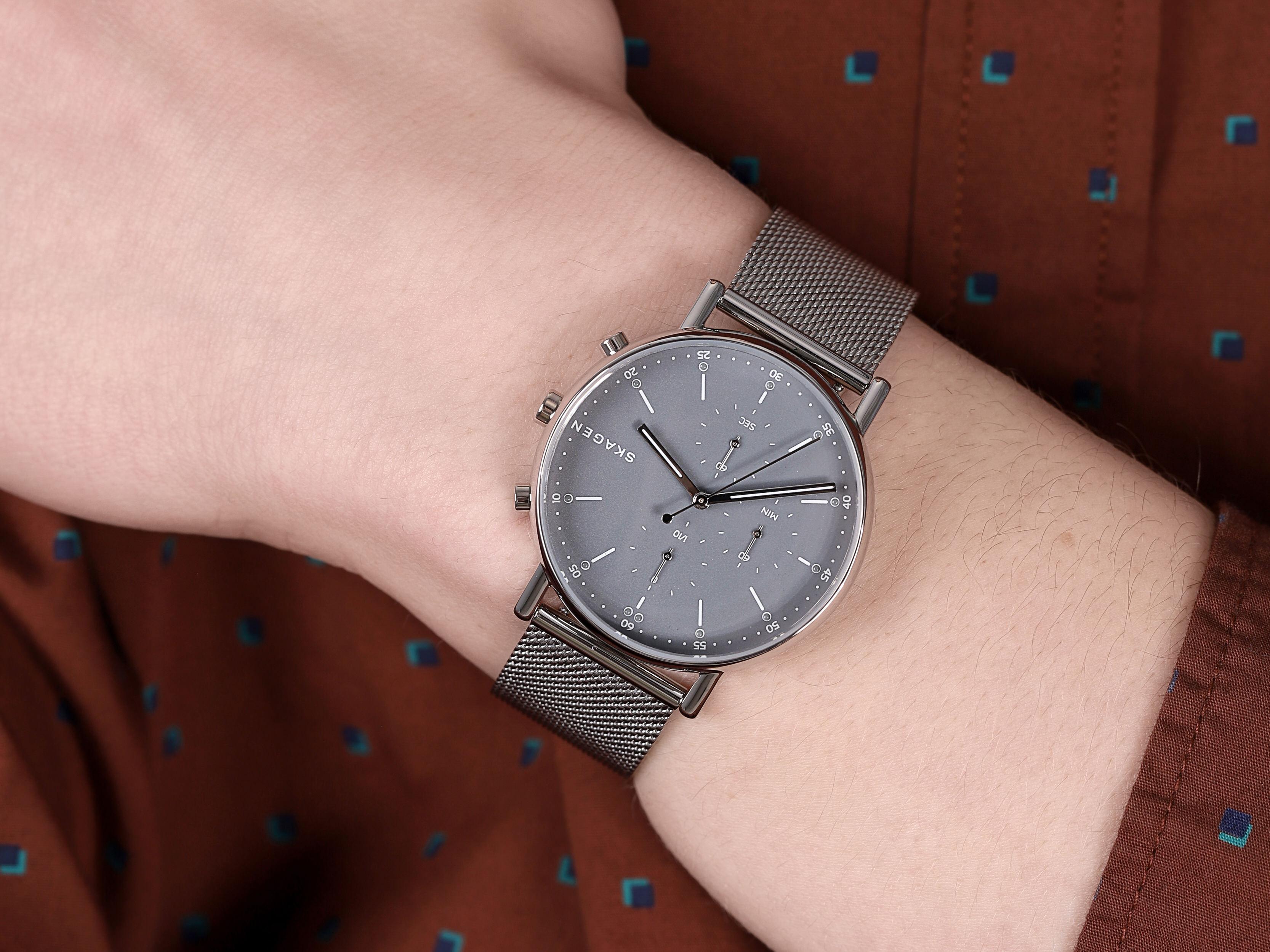 Skagen SKW6464 SIGNATUR zegarek klasyczny Signatur