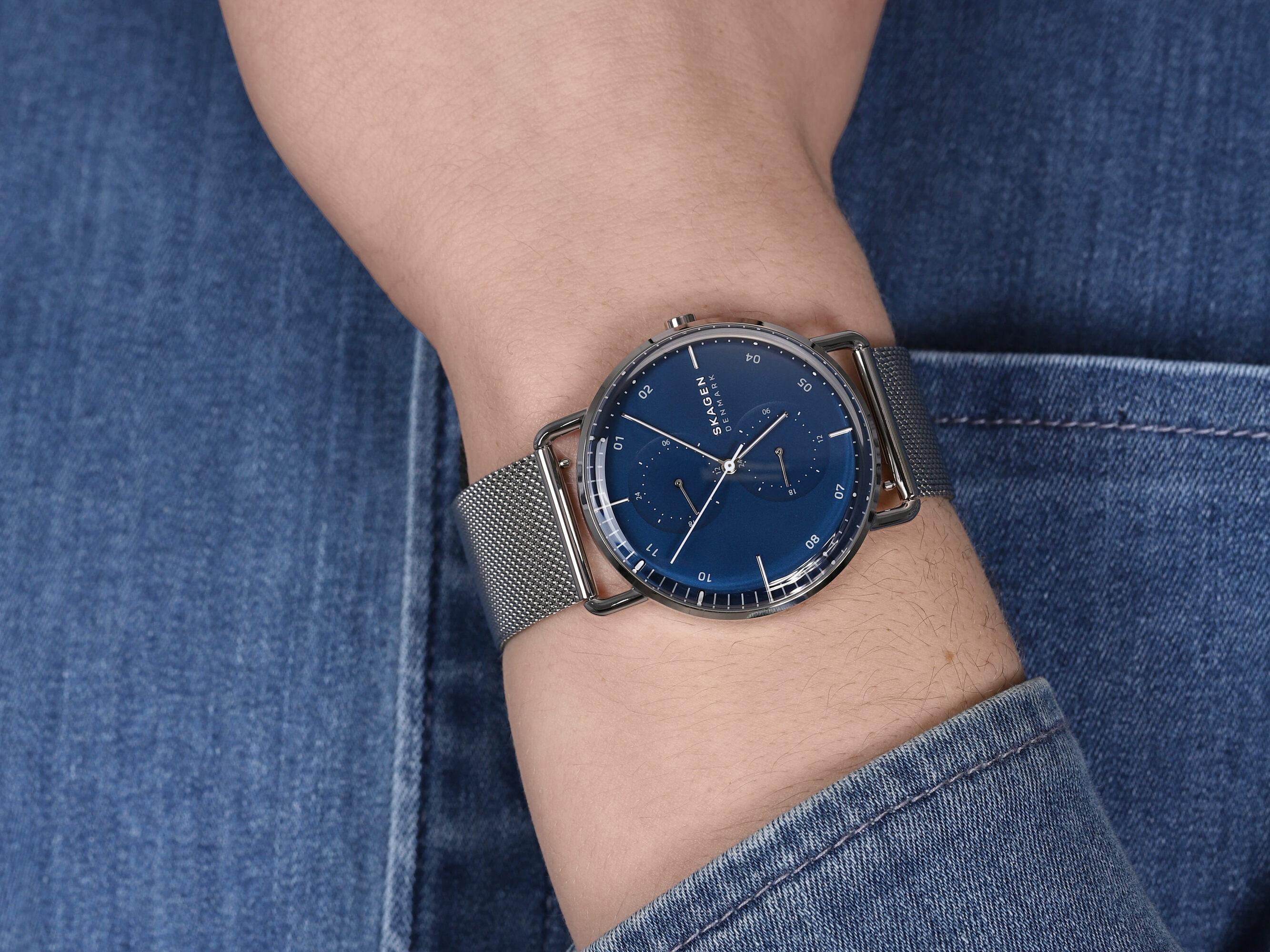 Skagen SKW6690 męski zegarek Horisont bransoleta