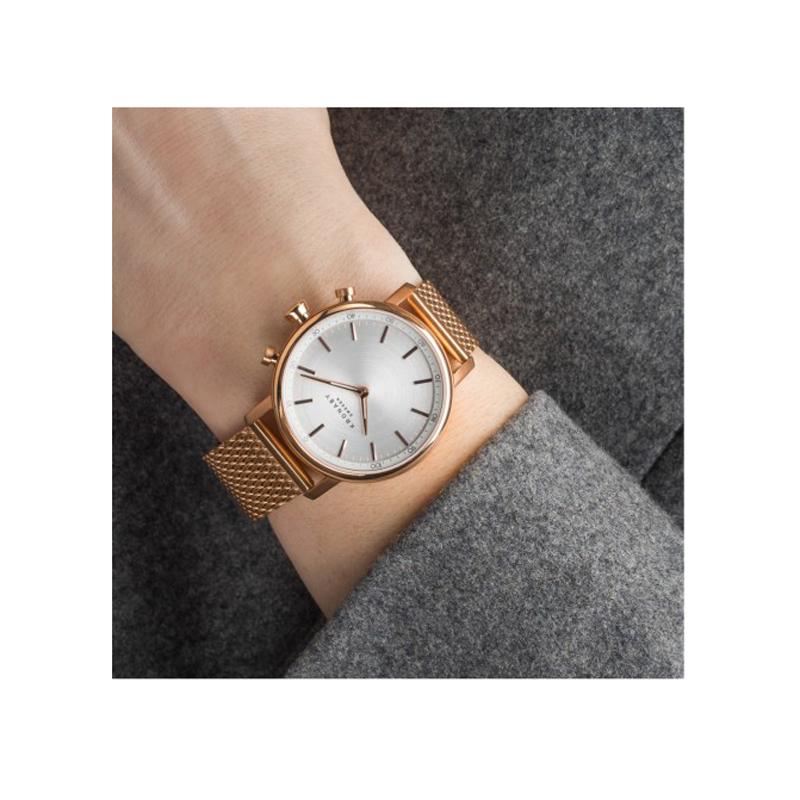 Kronaby S1400-1 CARAT smartwatch klasyczny Carat