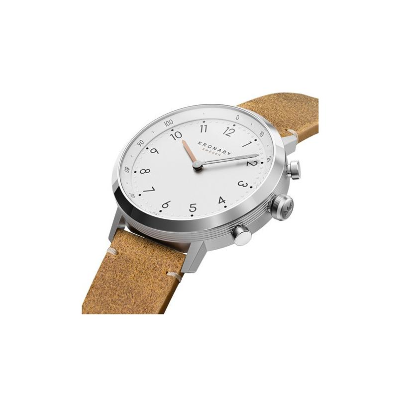 Kronaby S3128-1 smartwatch męski Nord