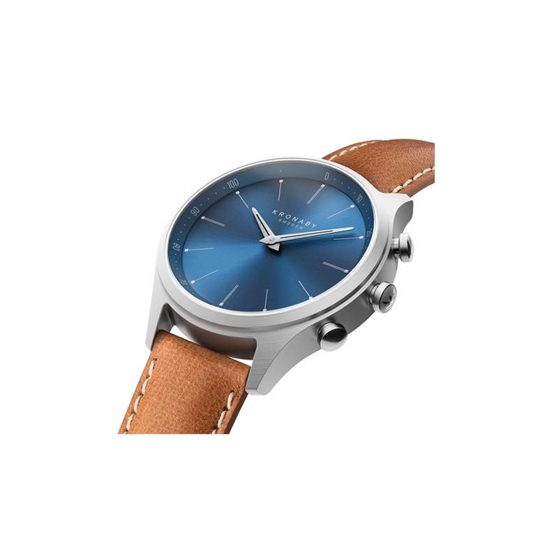 Kronaby S3124-1 smartwatch męski Sekel