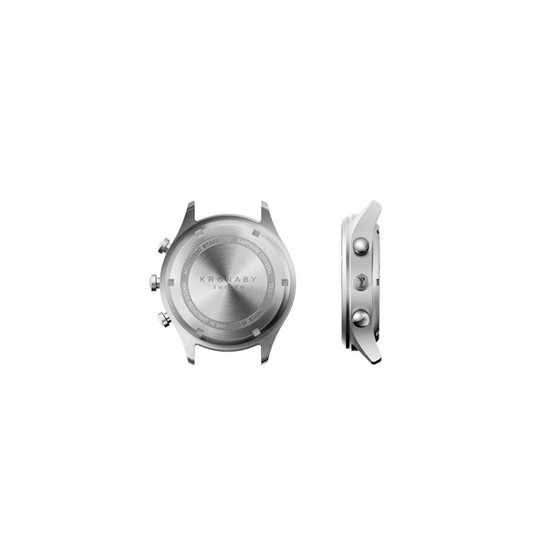 smartwatch Kronaby S3759-1 SEKEL męski z krokomierz Sekel