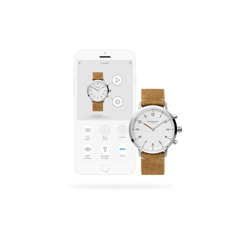 Kronaby S3128-1 NORD smartwatch klasyczny Nord
