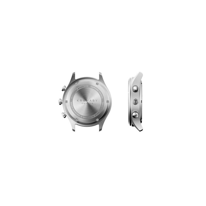 smartwatch Kronaby S3124-1 SEKEL męski z krokomierz Sekel