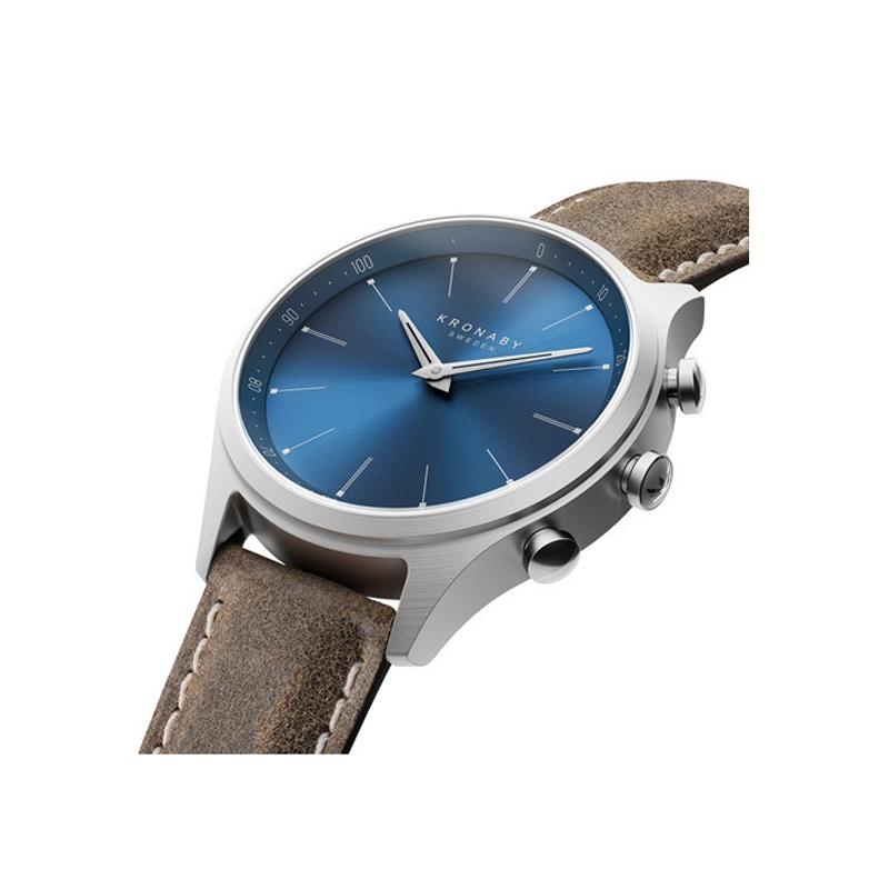 Kronaby S3759-1 smartwatch męski Sekel
