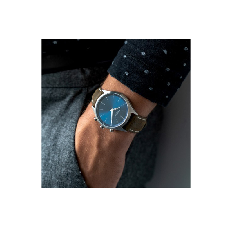 Kronaby S3759-1 SEKEL smartwatch klasyczny Sekel
