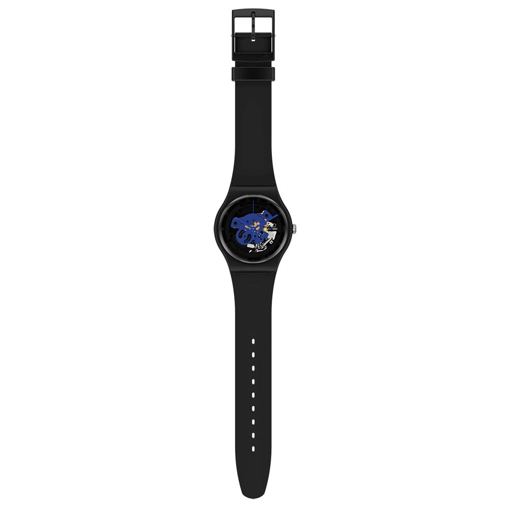SO32B109 męski zegarek Gent pasek
