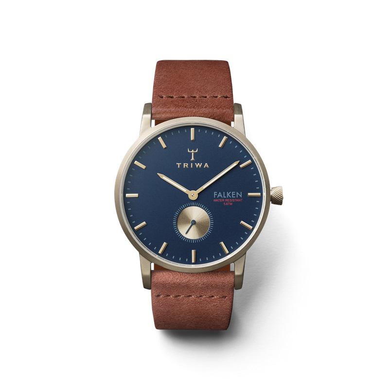 zegarek Triwa FAST104-CL010217 kwarcowy męski Falken LOCH FALKEN