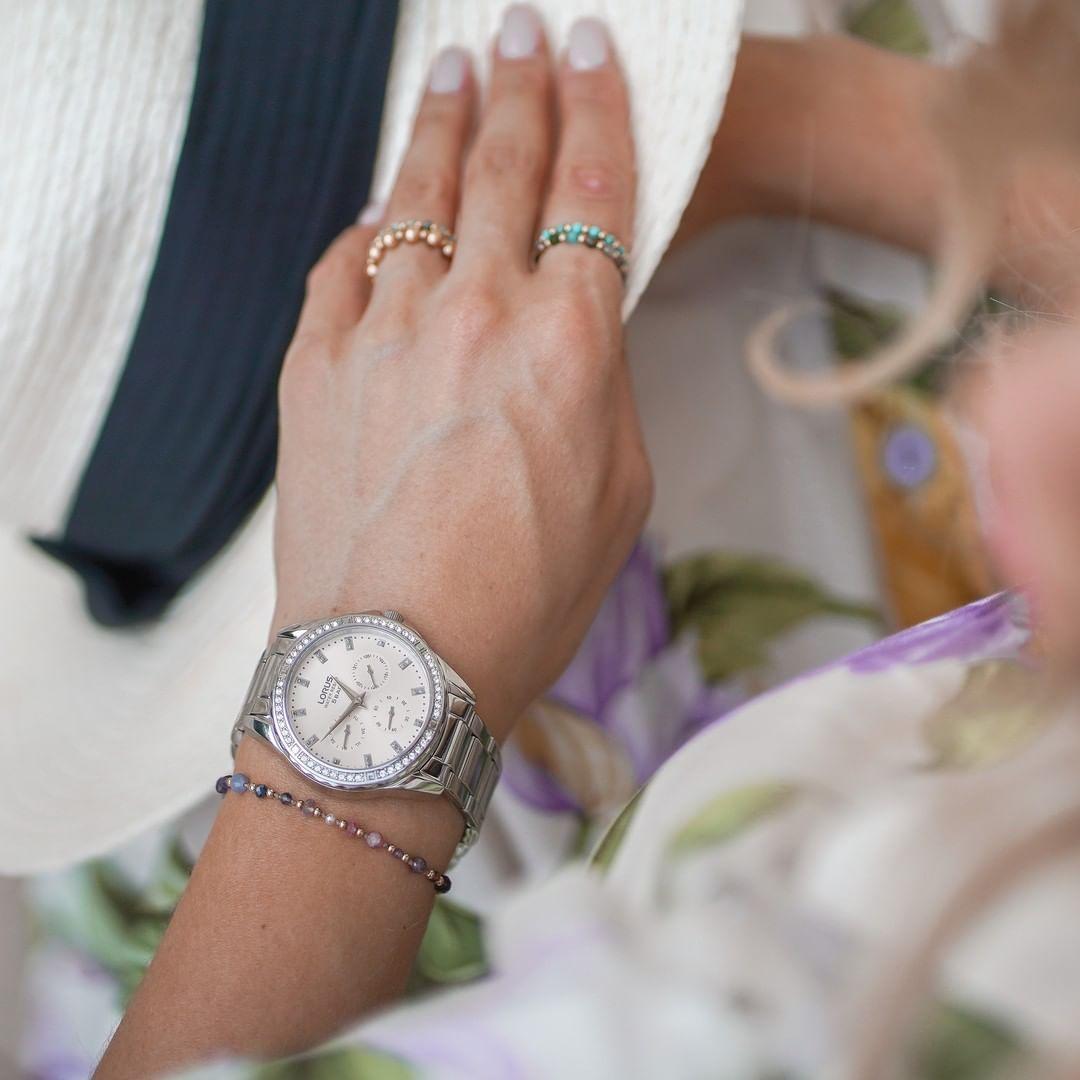 Lorus RP641DX9 Klasyczne zegarek damski klasyczny mineralne