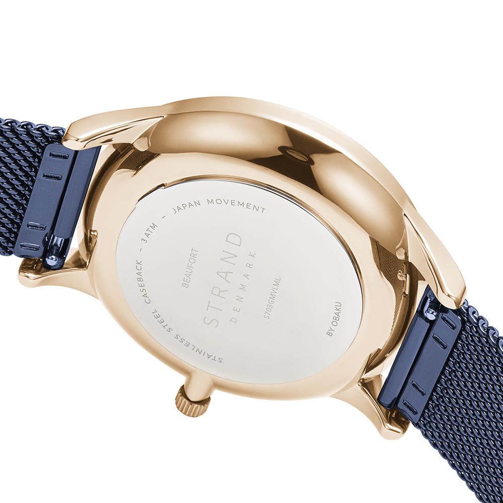 Strand S703GMVLML zegarek męski Beaufort