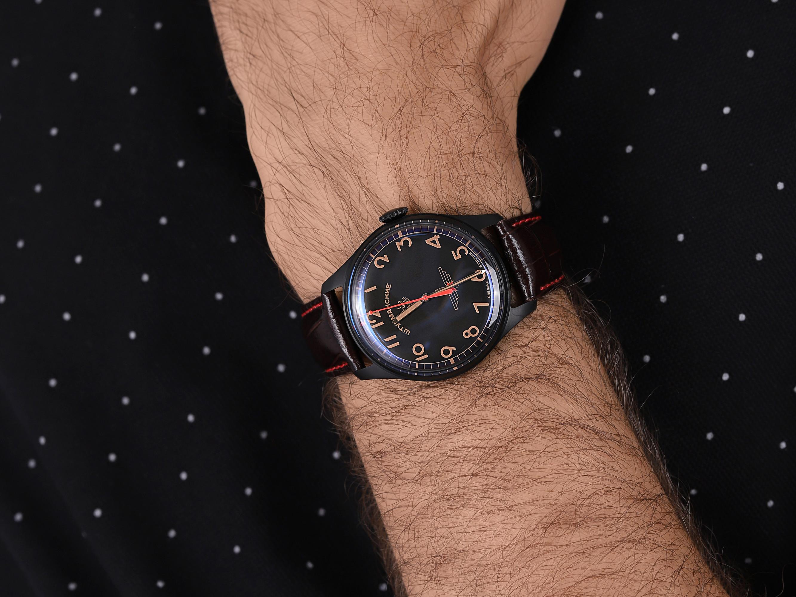 Sturmanskie 2609-3714129 zegarek męski Vintage