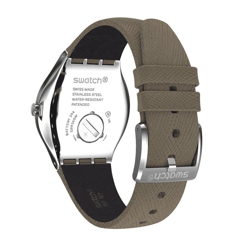 Swatch YWS448 męski zegarek Irony pasek