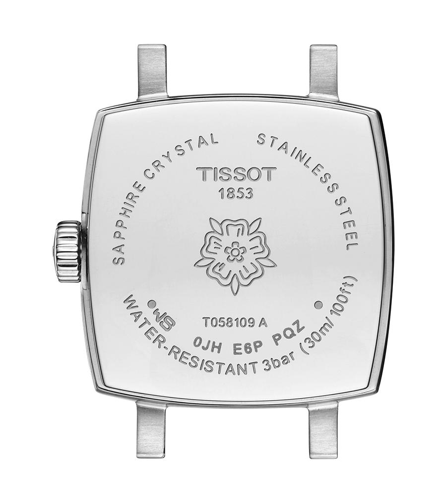 T058.109.17.036.00 damski zegarek Lovely pasek