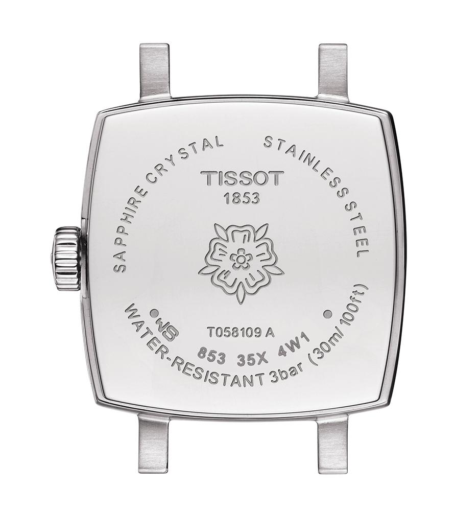 T058.109.17.056.00 damski zegarek Lovely pasek