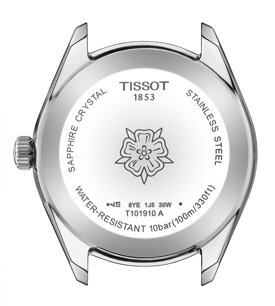 T101.910.11.351.00 damski zegarek PR 100 bransoleta