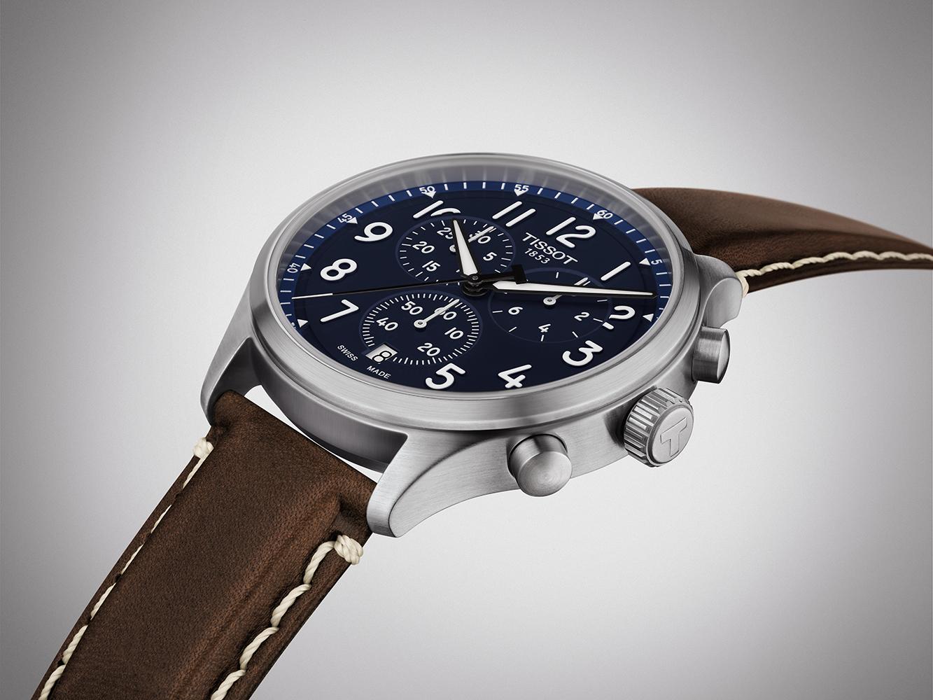 T116.617.16.042.00 zegarek klasyczny Chrono XL