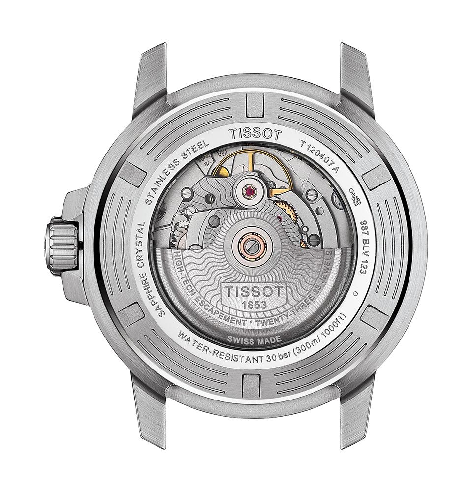 T120.407.11.041.03 męski zegarek Seastar 1000 bransoleta