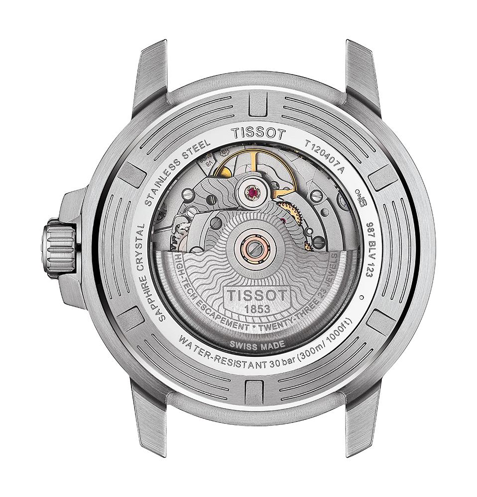 T120.407.11.081.01 męski zegarek Seastar 1000 bransoleta