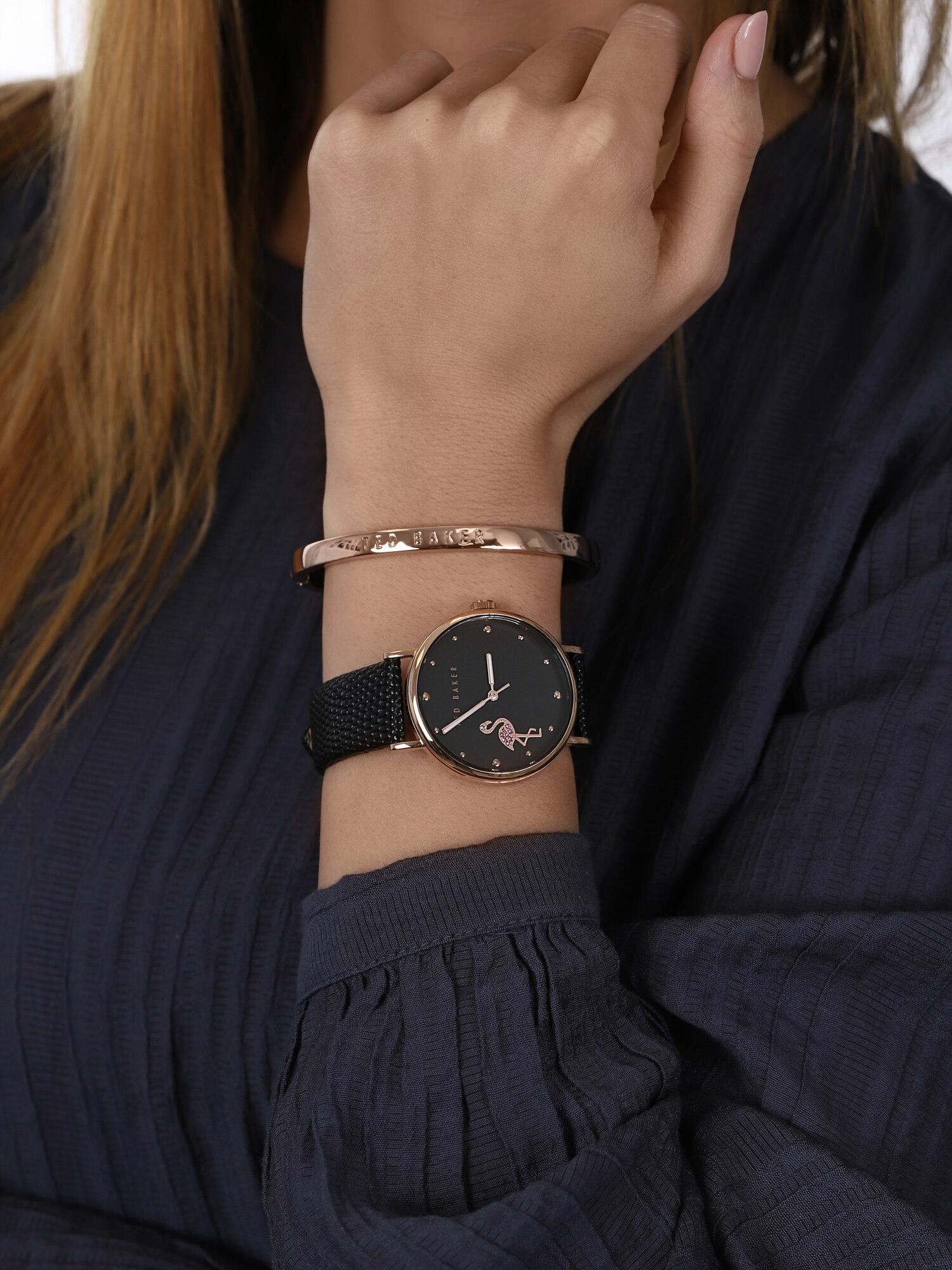 Ted Baker TWG024900 Phylipa Gift Set zegarek klasyczny pasek
