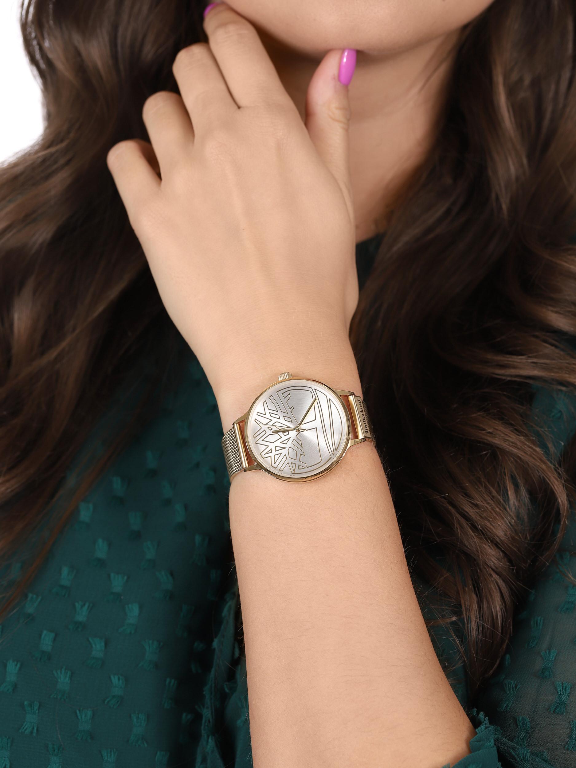 Timberland TBL.15644MYG-04MM TYRINGHAM zegarek klasyczny Tyringham