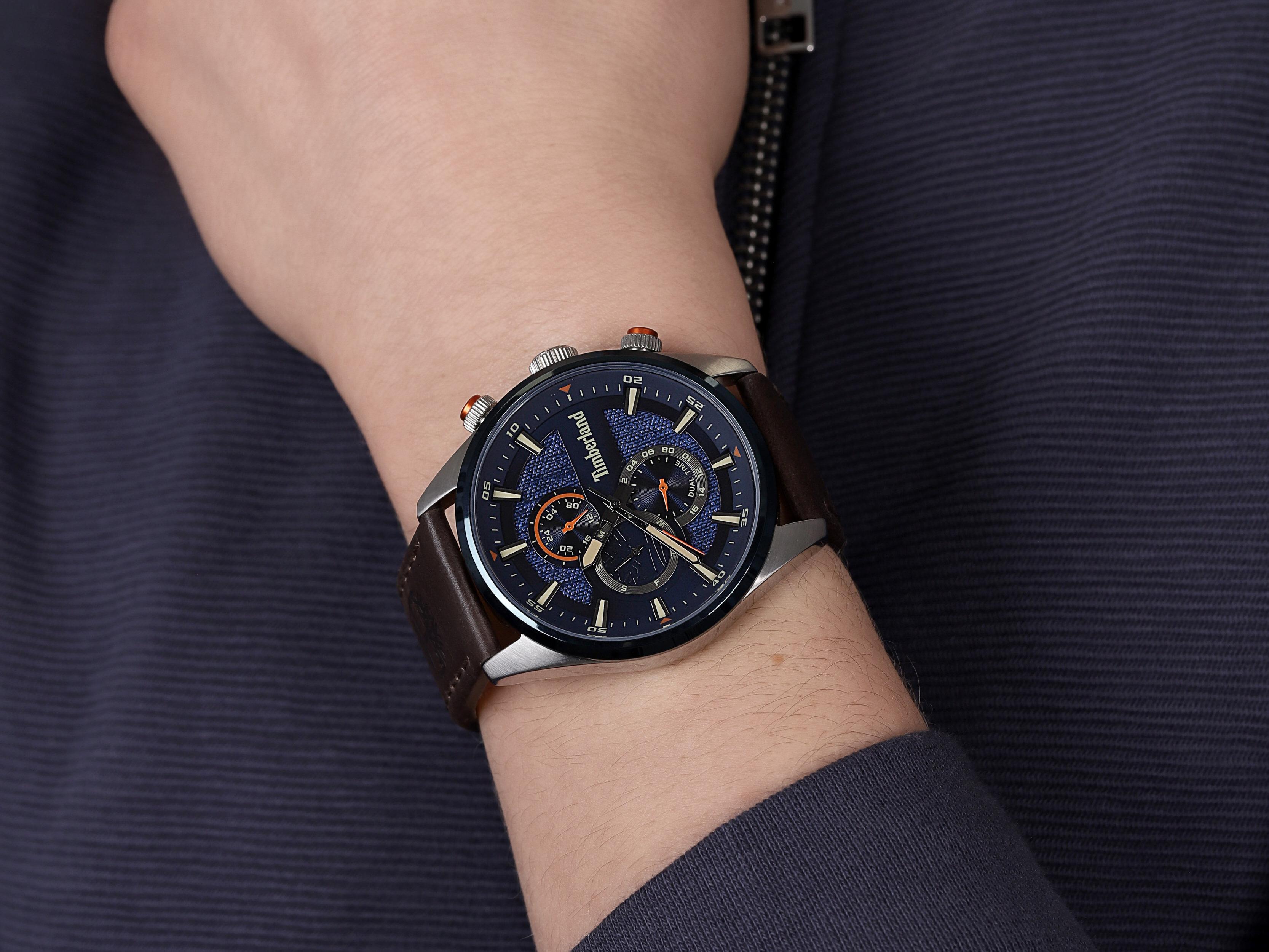 Timberland TBL.15953JSTBL-03 zegarek męski Ridgeview