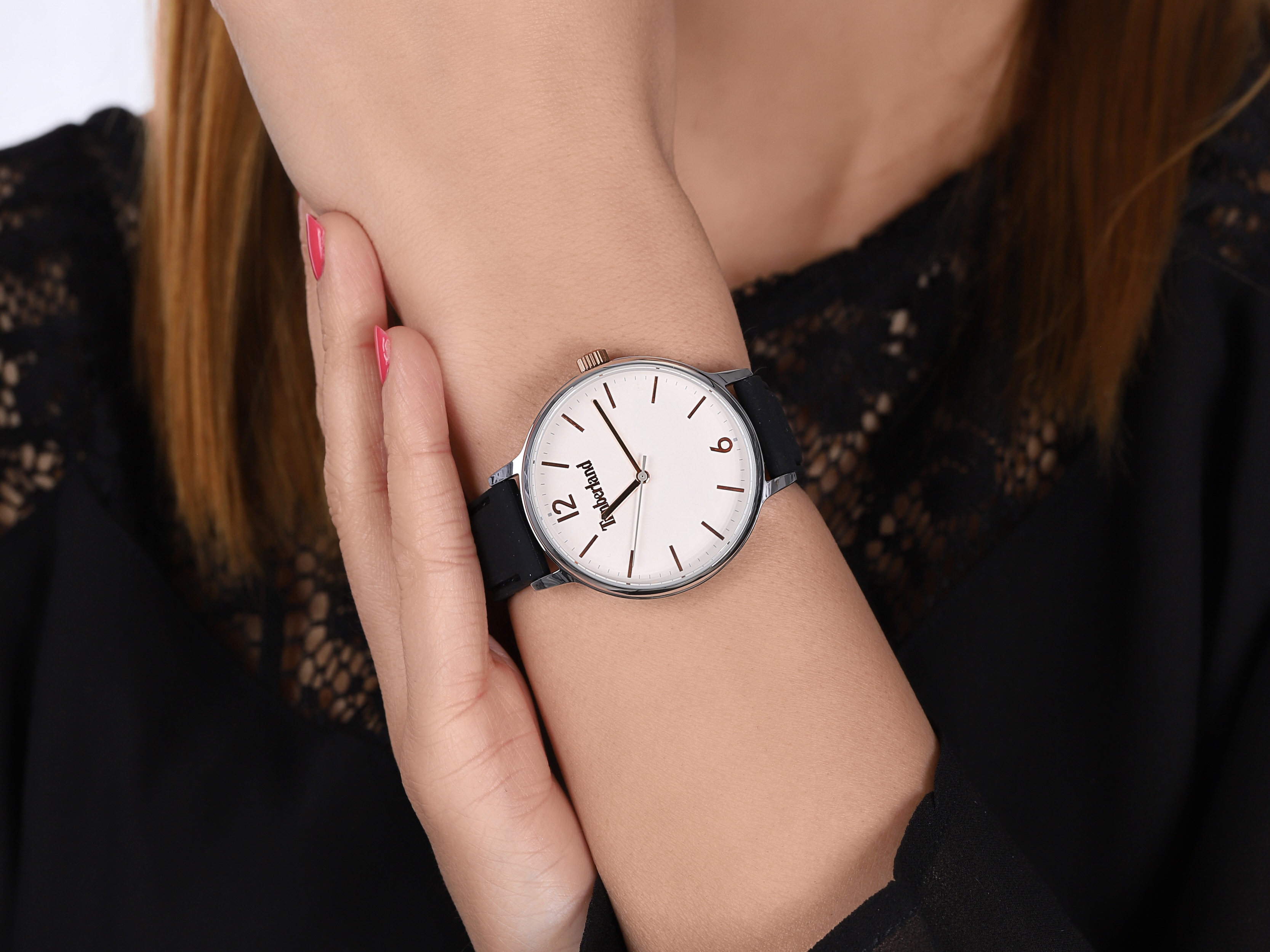 Timberland TBL.15962MYS-63SET damski zegarek Northdale bransoleta