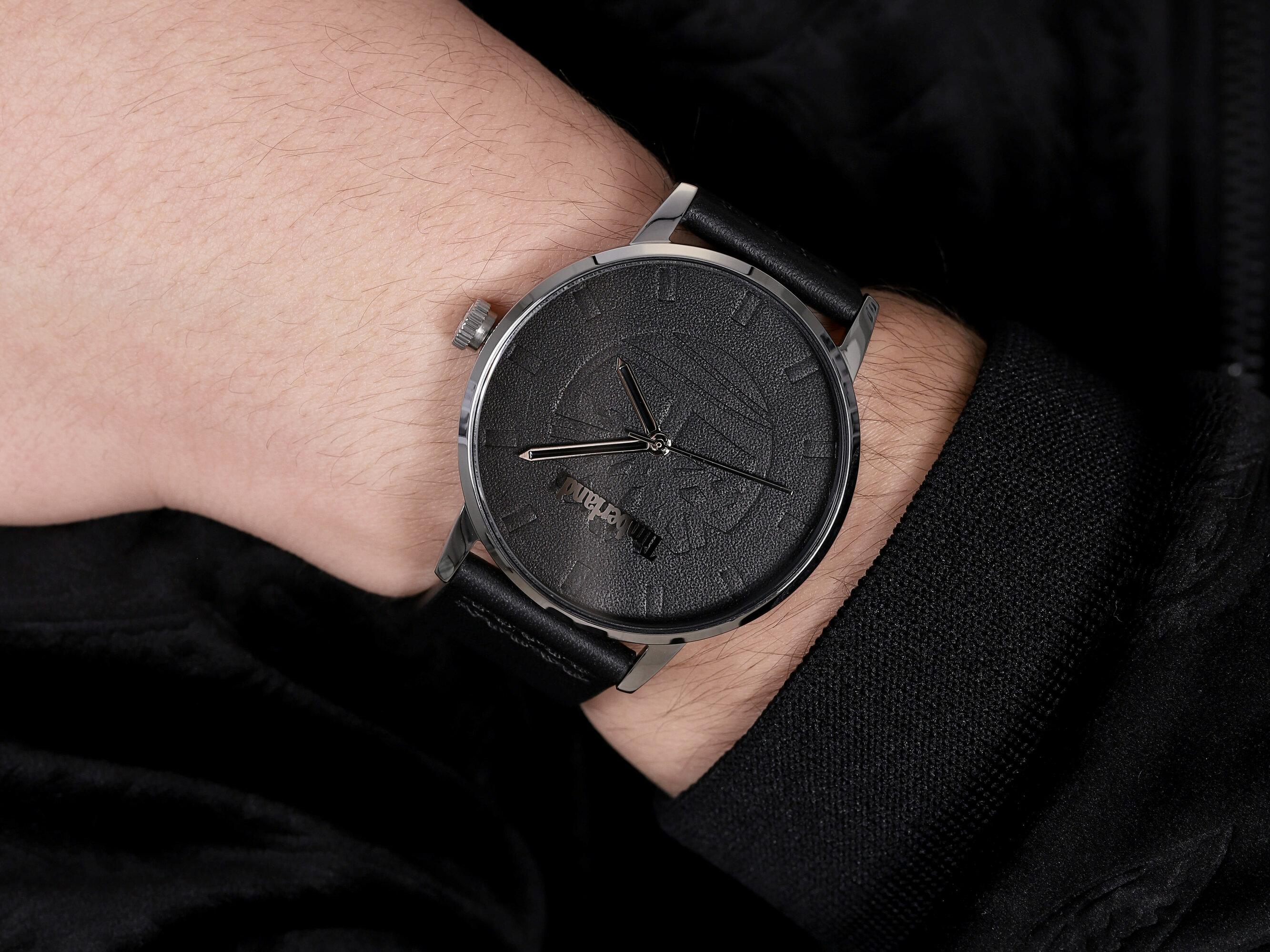 Timberland TBL.TDWJA2000802 męski zegarek Raycroft pasek