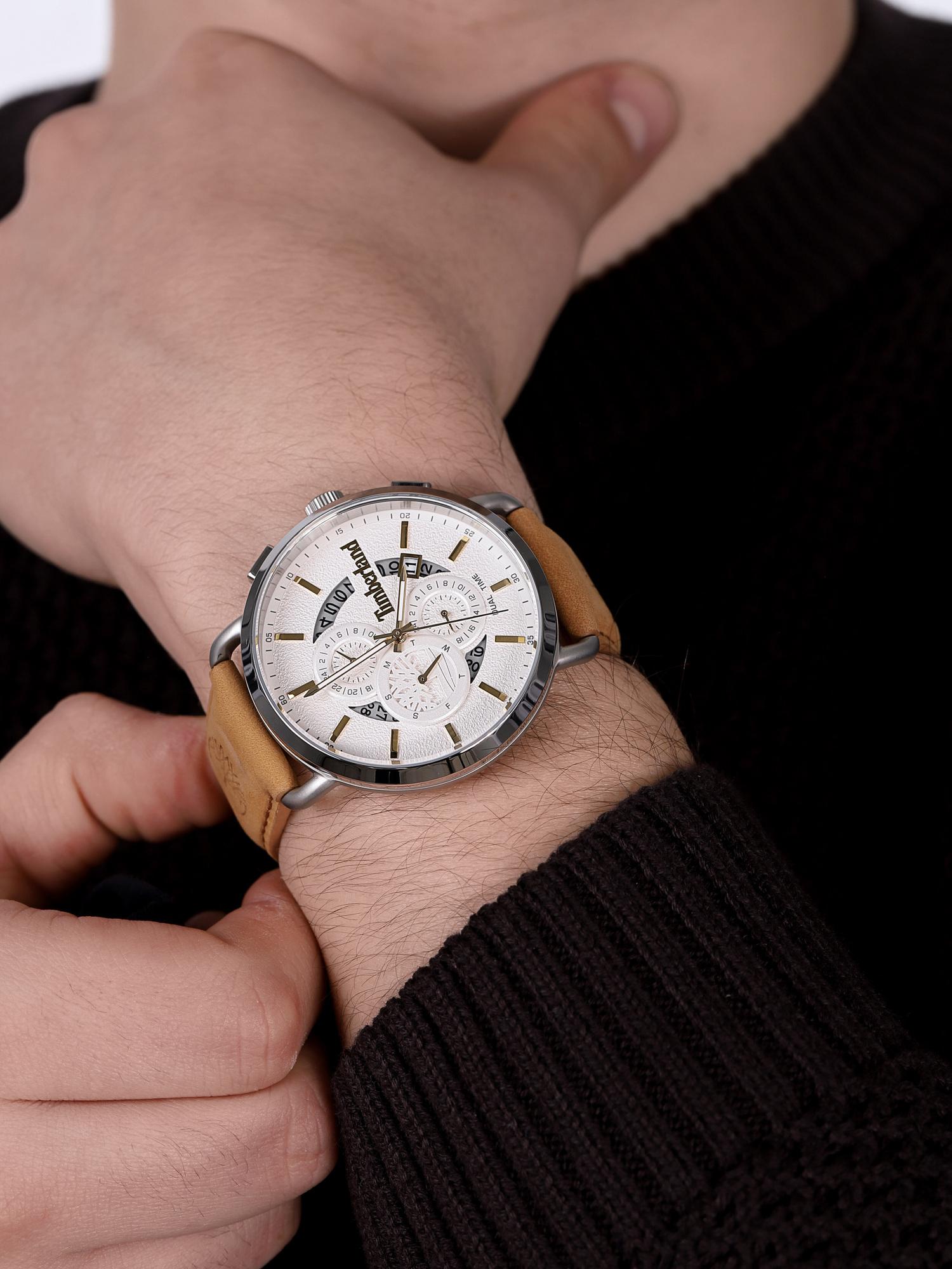 Timberland TBL.TDWJF2001201 męski zegarek Lindenwood pasek