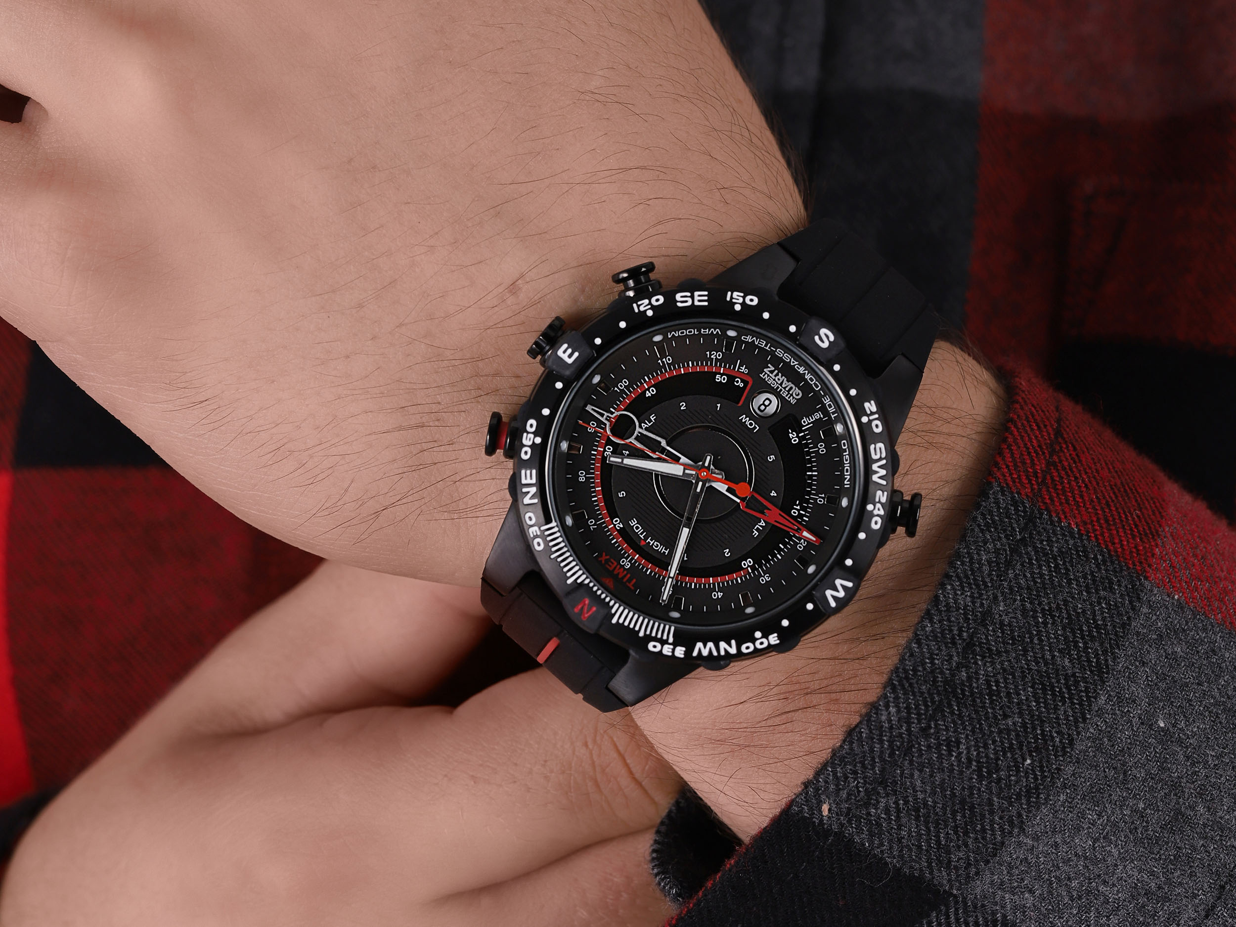 Timex T2N720 zegarek męski Intelligent Quartz