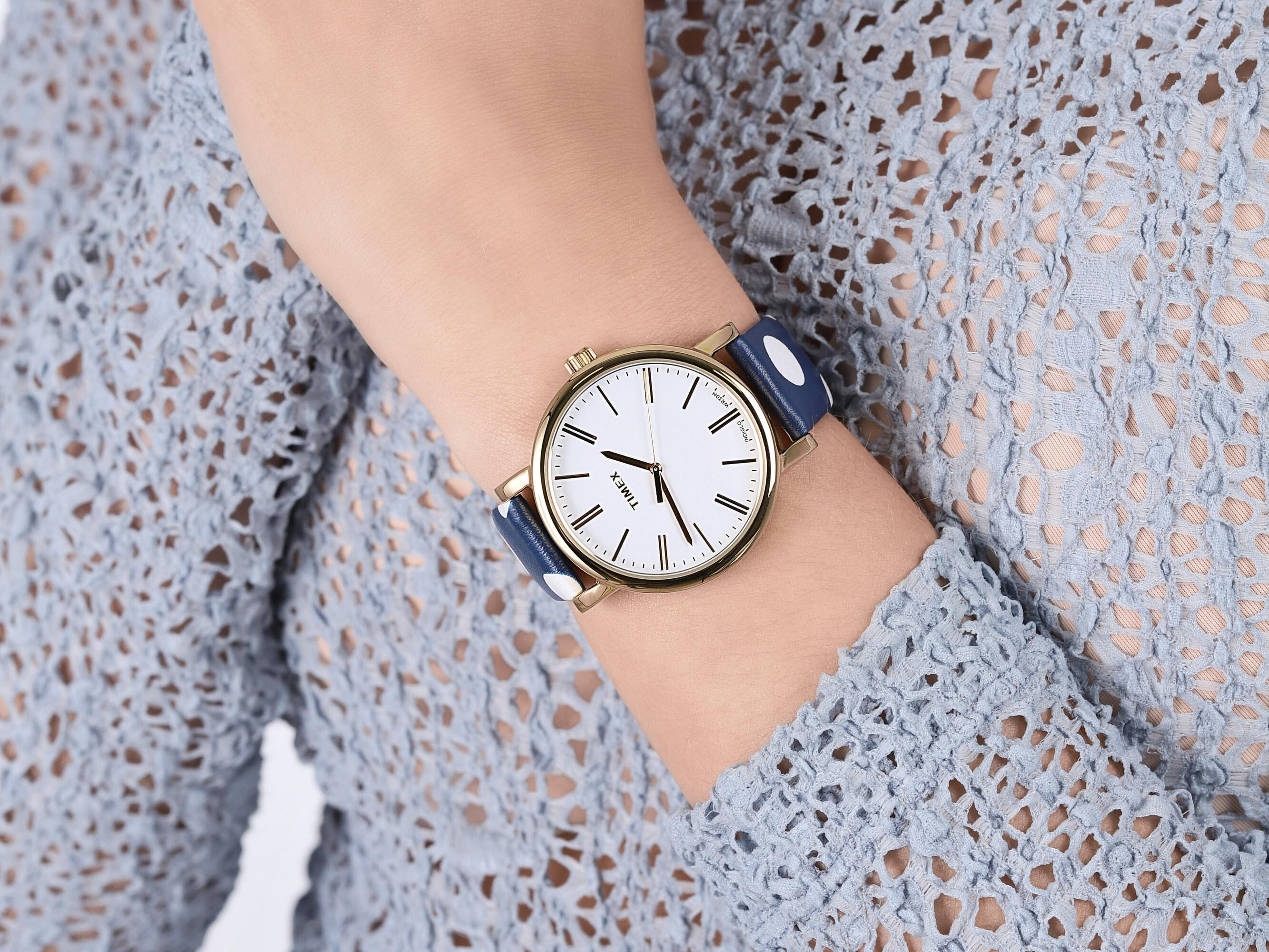 Timex TW2P63500 damski zegarek Originals pasek