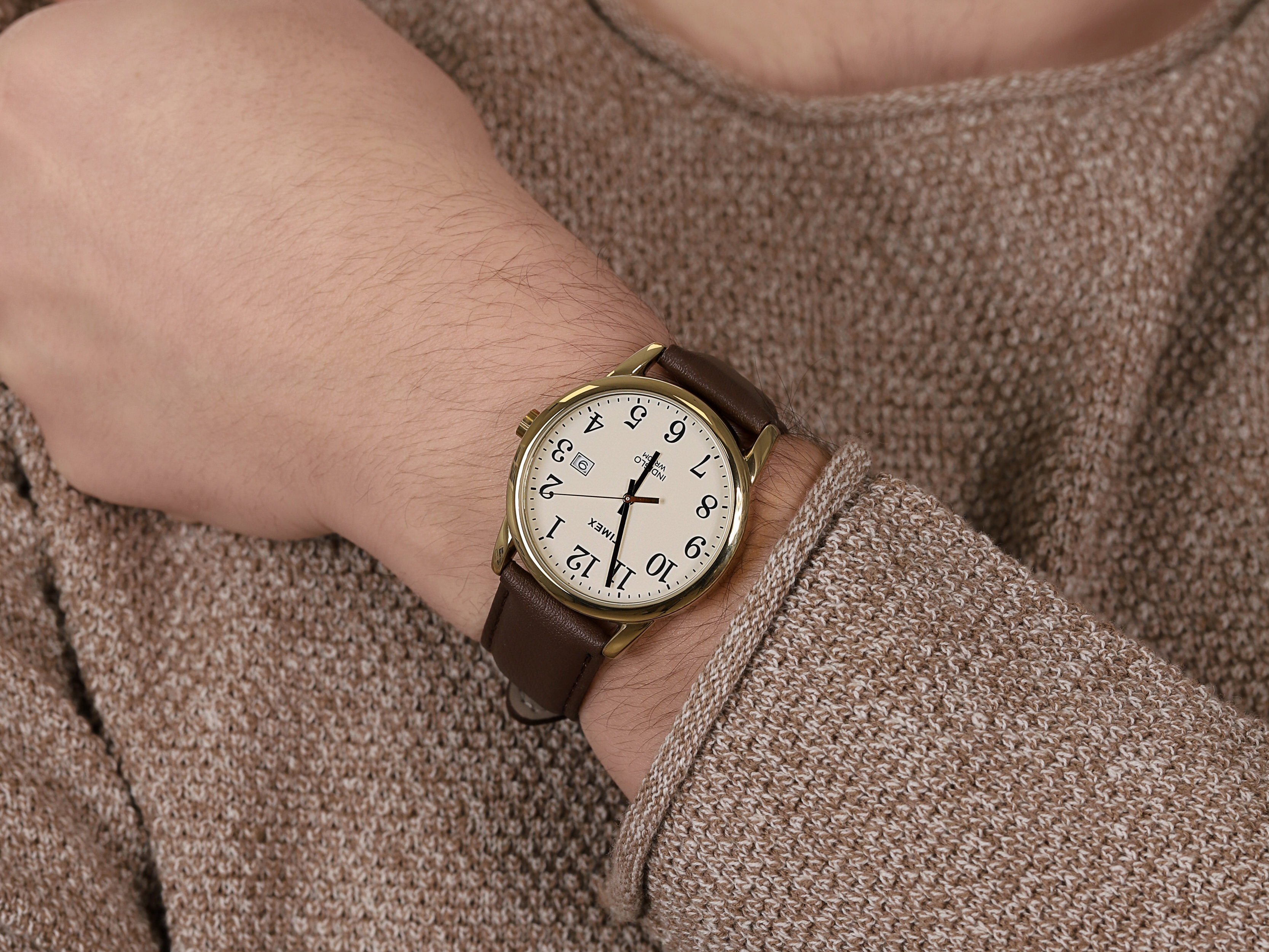 Timex TW2P75800 zegarek męski Easy Reader