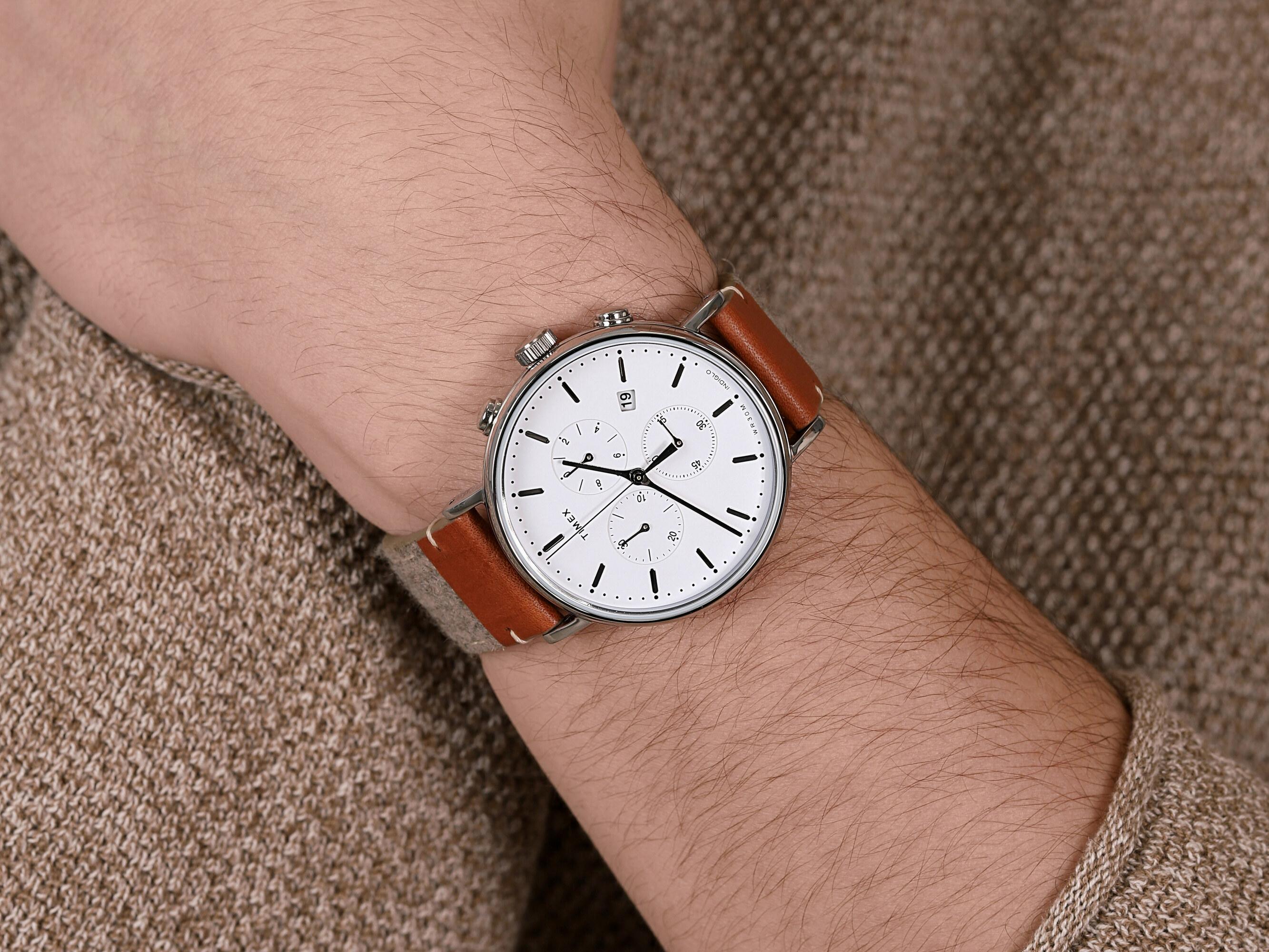 Timex TW2R62000 zegarek męski Fairfield