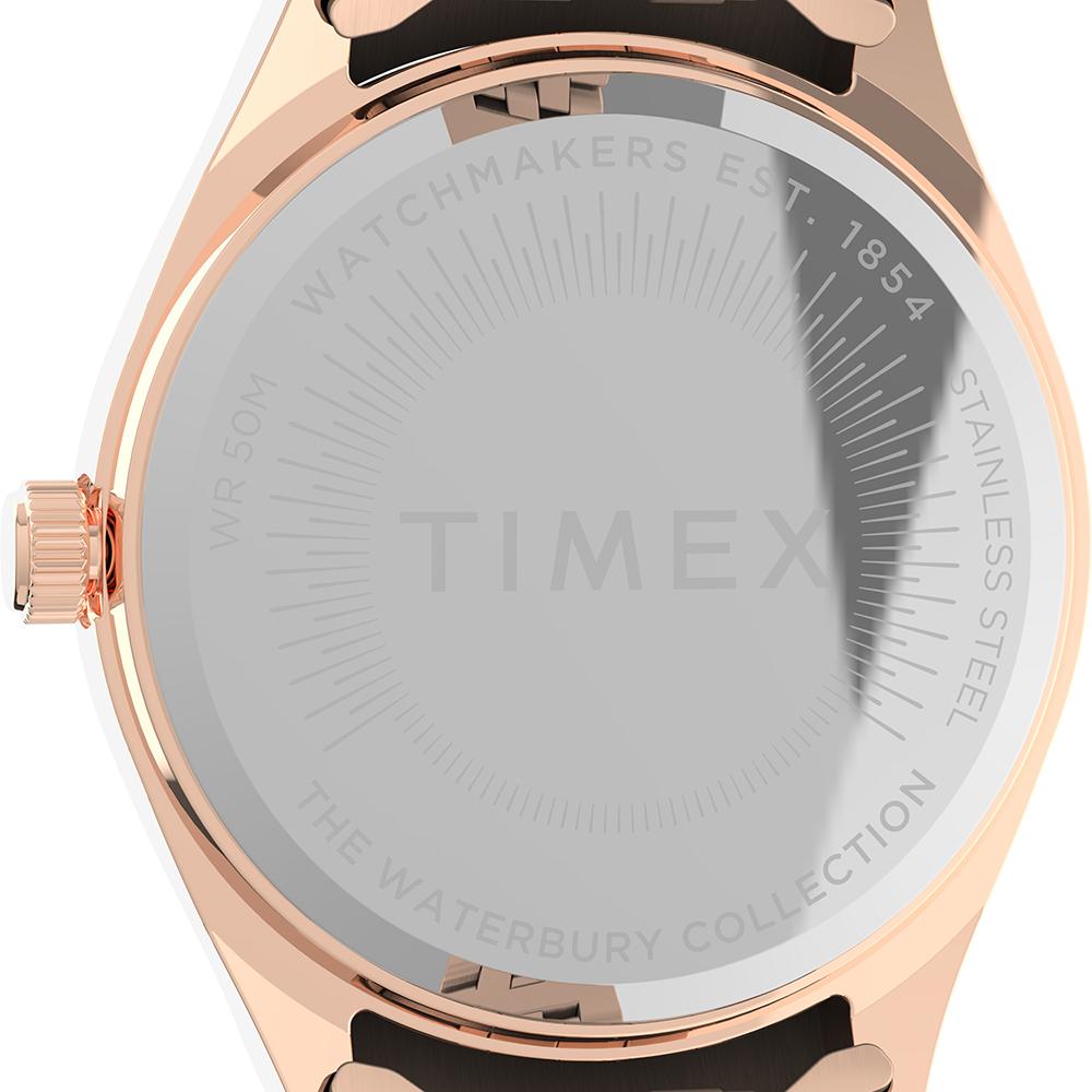 Timex TW2U78400 zegarek klasyczny Waterbury