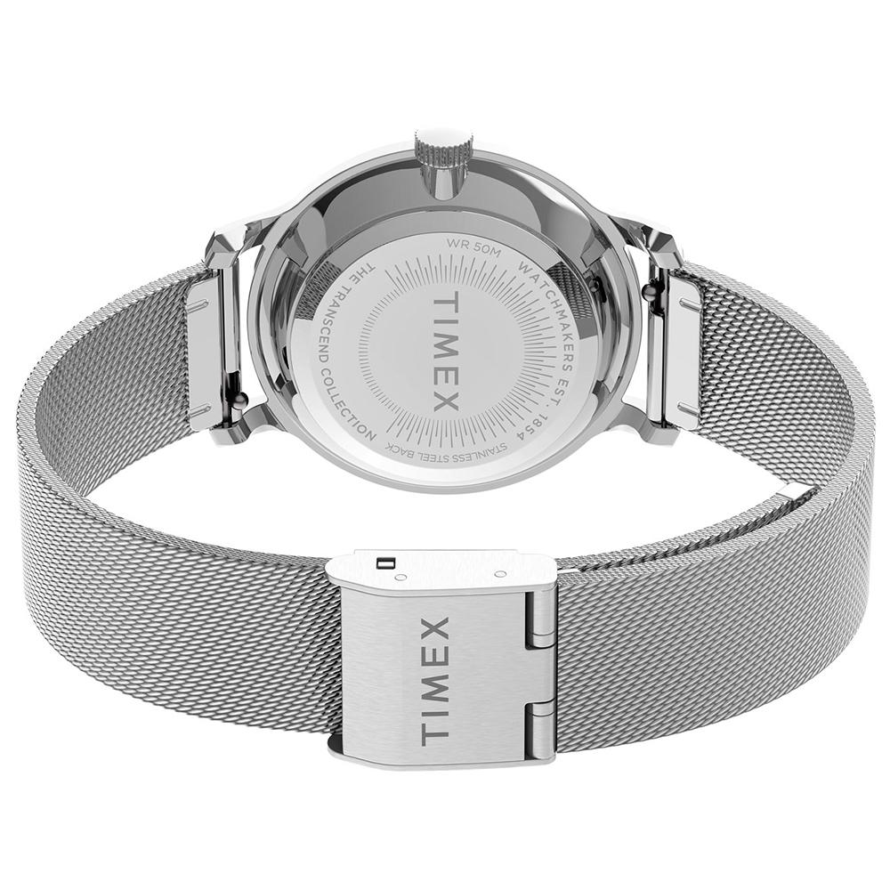 Timex TW2U92900 zegarek klasyczny Transcend