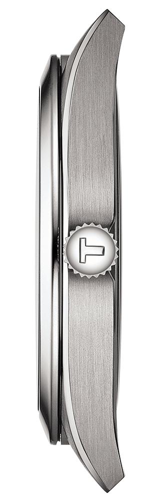 Tissot T127.410.44.041.00 męski zegarek Gentleman bransoleta