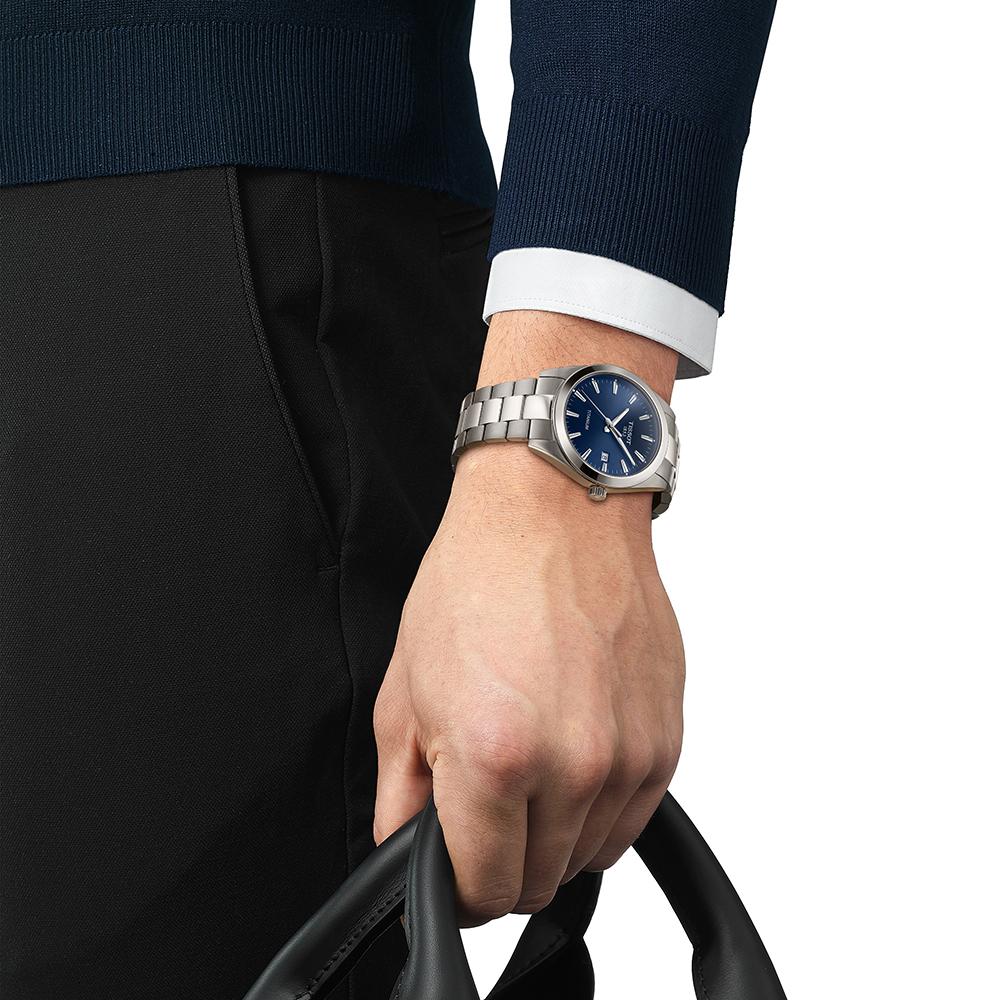 Tissot T127.410.44.041.00 zegarek męski Gentleman