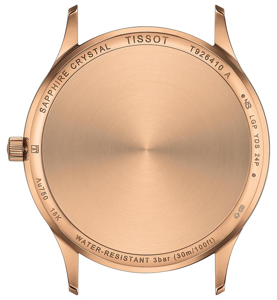 Tissot T926.410.76.261.01 zegarek męski Excellence