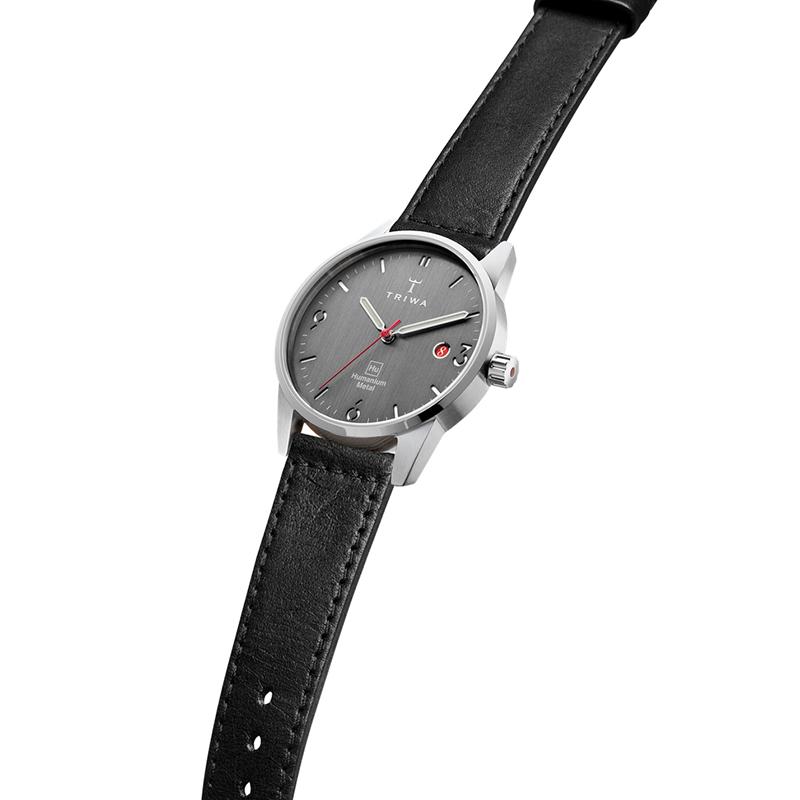 Triwa Hu39D-SC010112 zegarek męski Humanium Metal