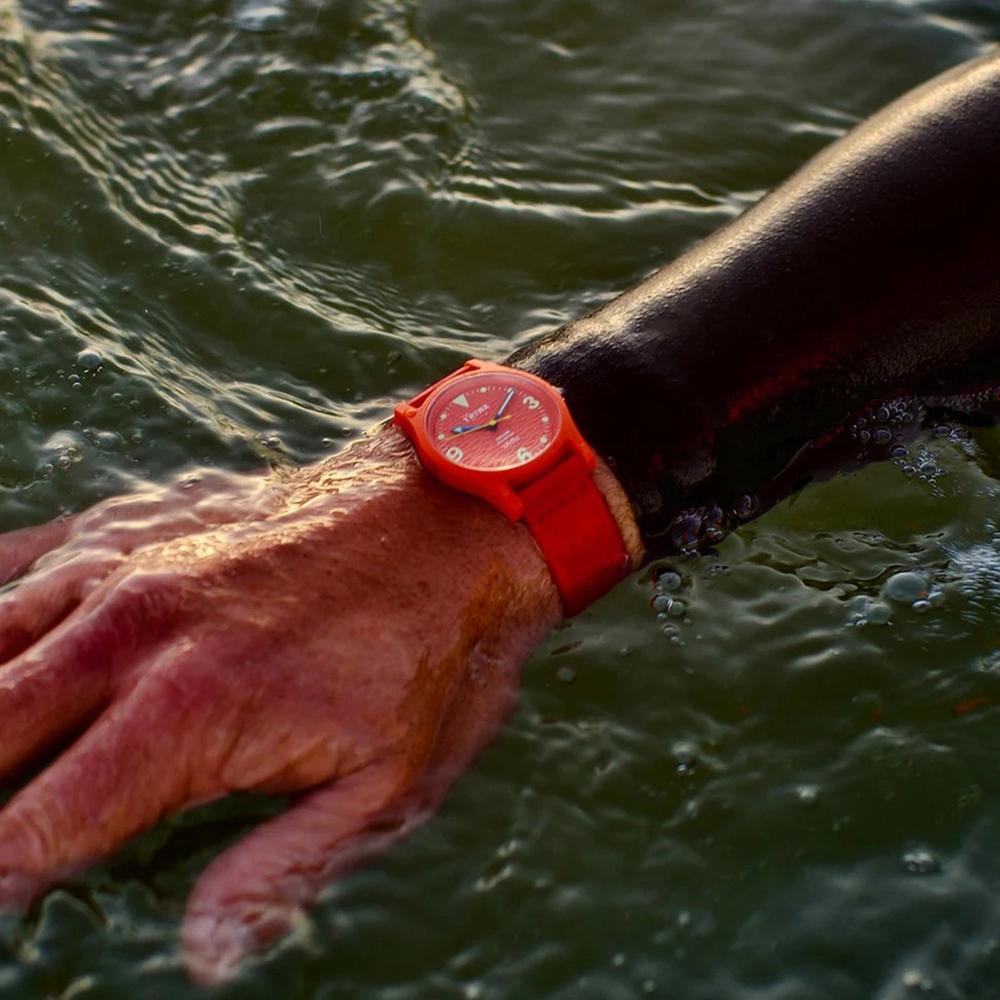 Triwa TFO103-CL153512 zegarek klasyczny Ocean Plastic