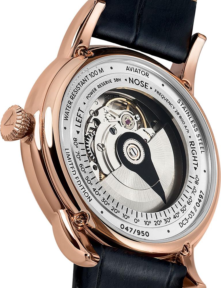 V.3.32.2.270.4 męski zegarek Douglas pasek