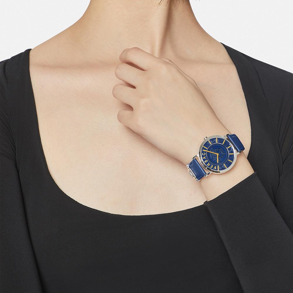 Versace VEK400121 zegarek elegancki ESSENTIAL