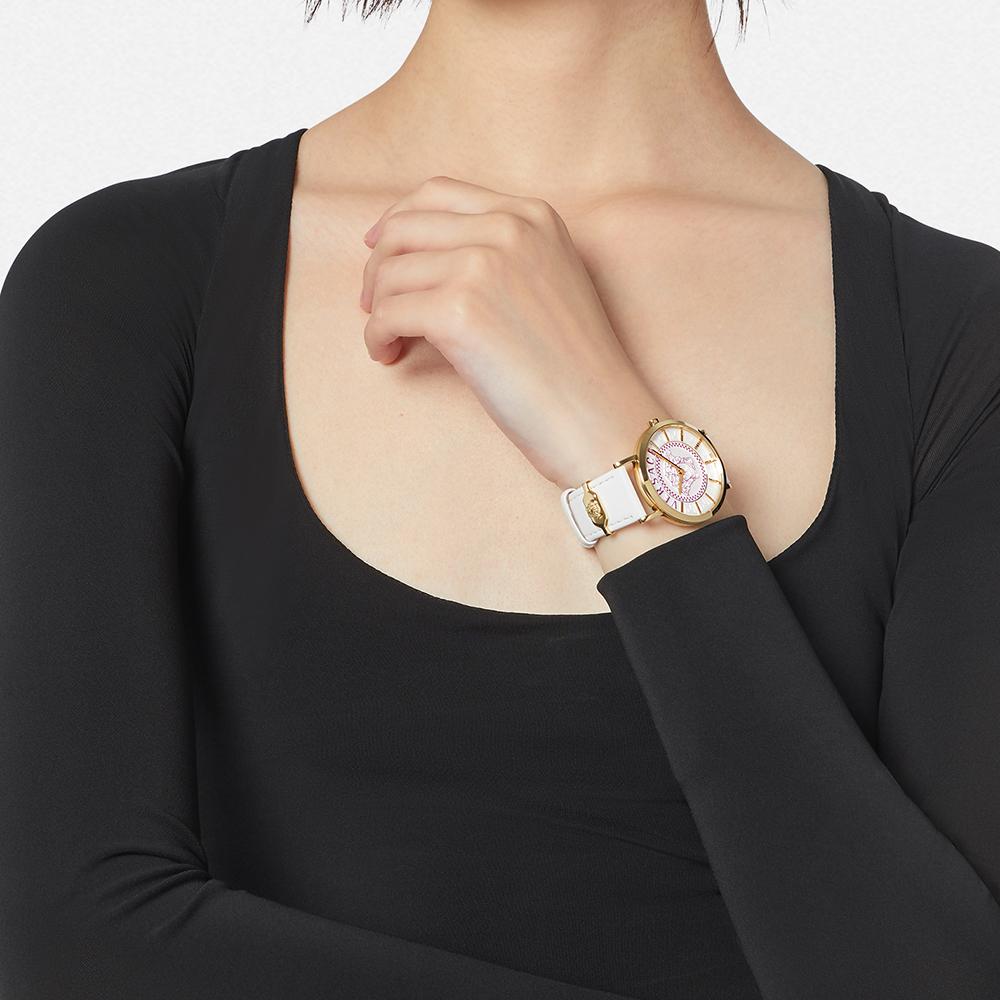 Versace VEK400321 zegarek elegancki ESSENTIAL