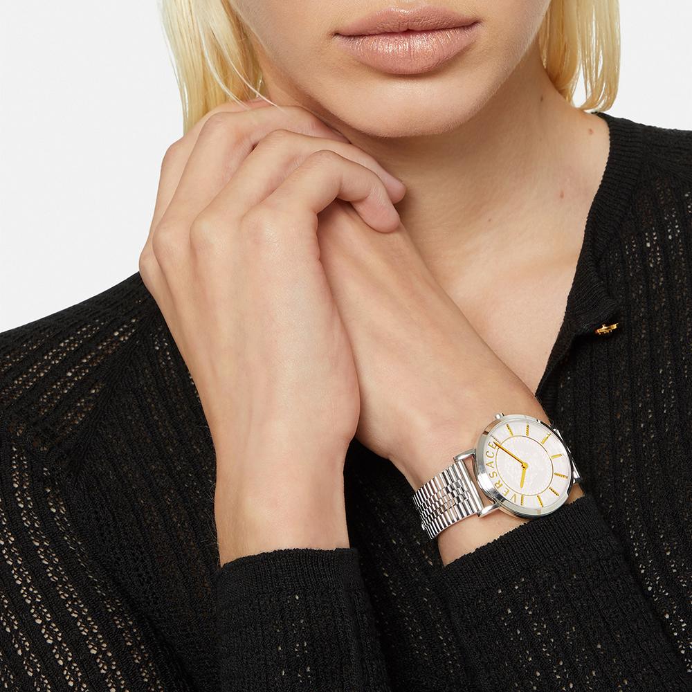 Versace VEK400521 zegarek elegancki ESSENTIAL