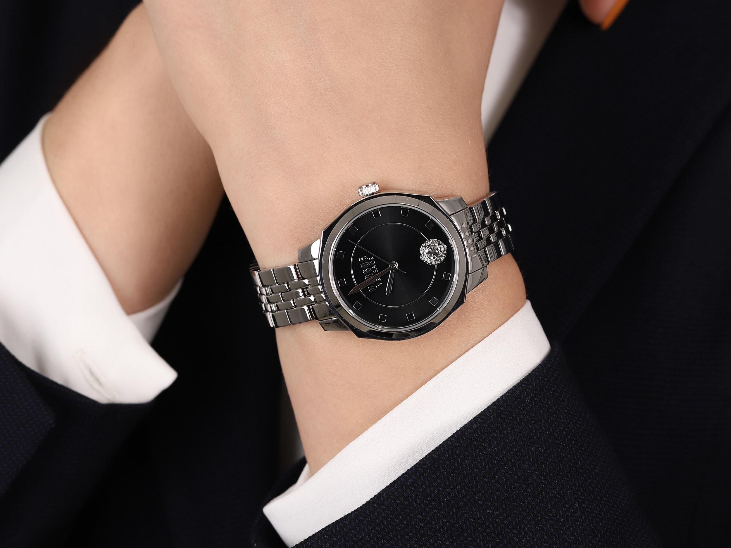 Versus Versace VSP510518 damski zegarek Damskie bransoleta