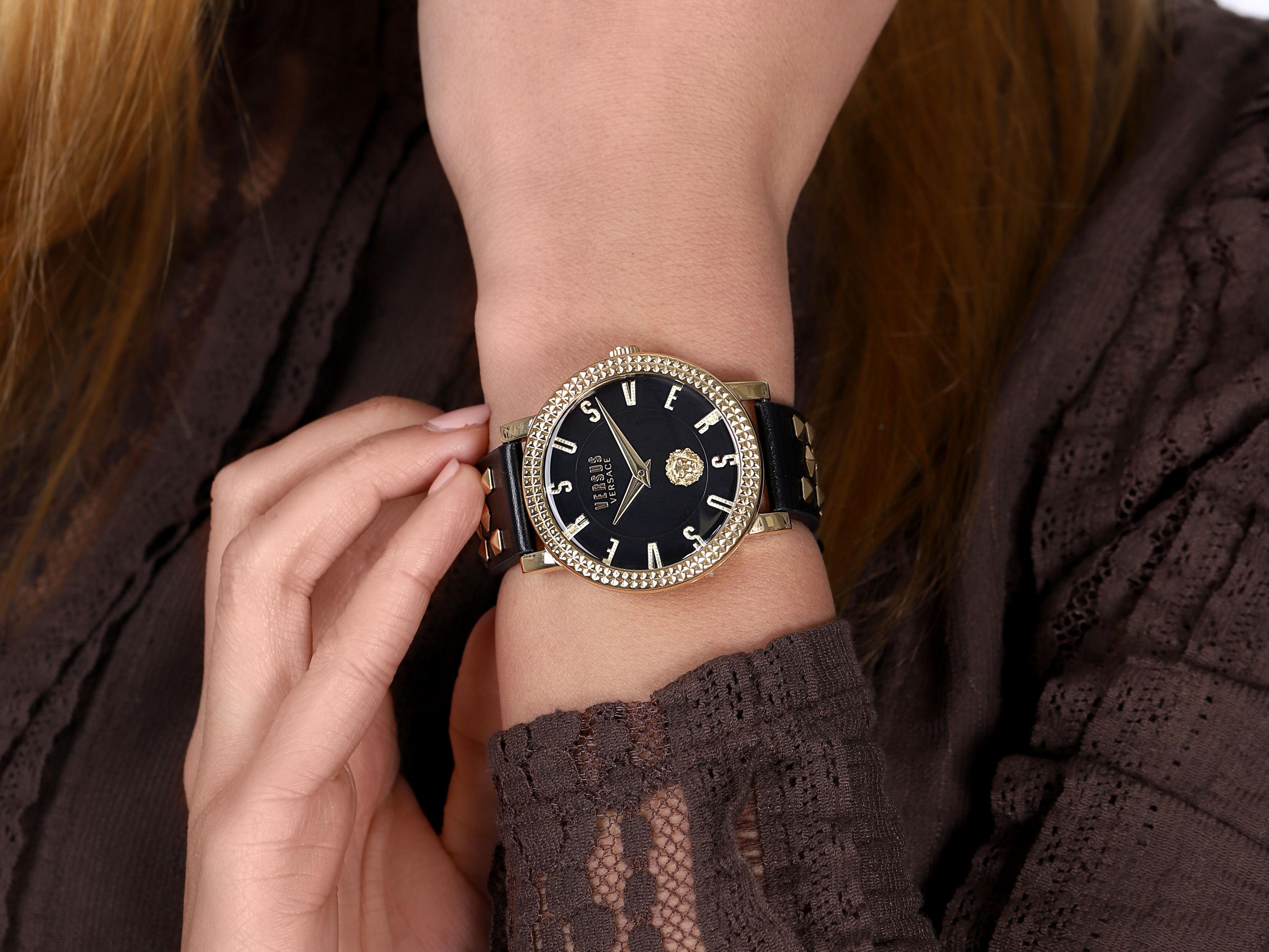 Versus Versace VSPEU0219 PIGALLE zegarek fashion/modowy Damskie