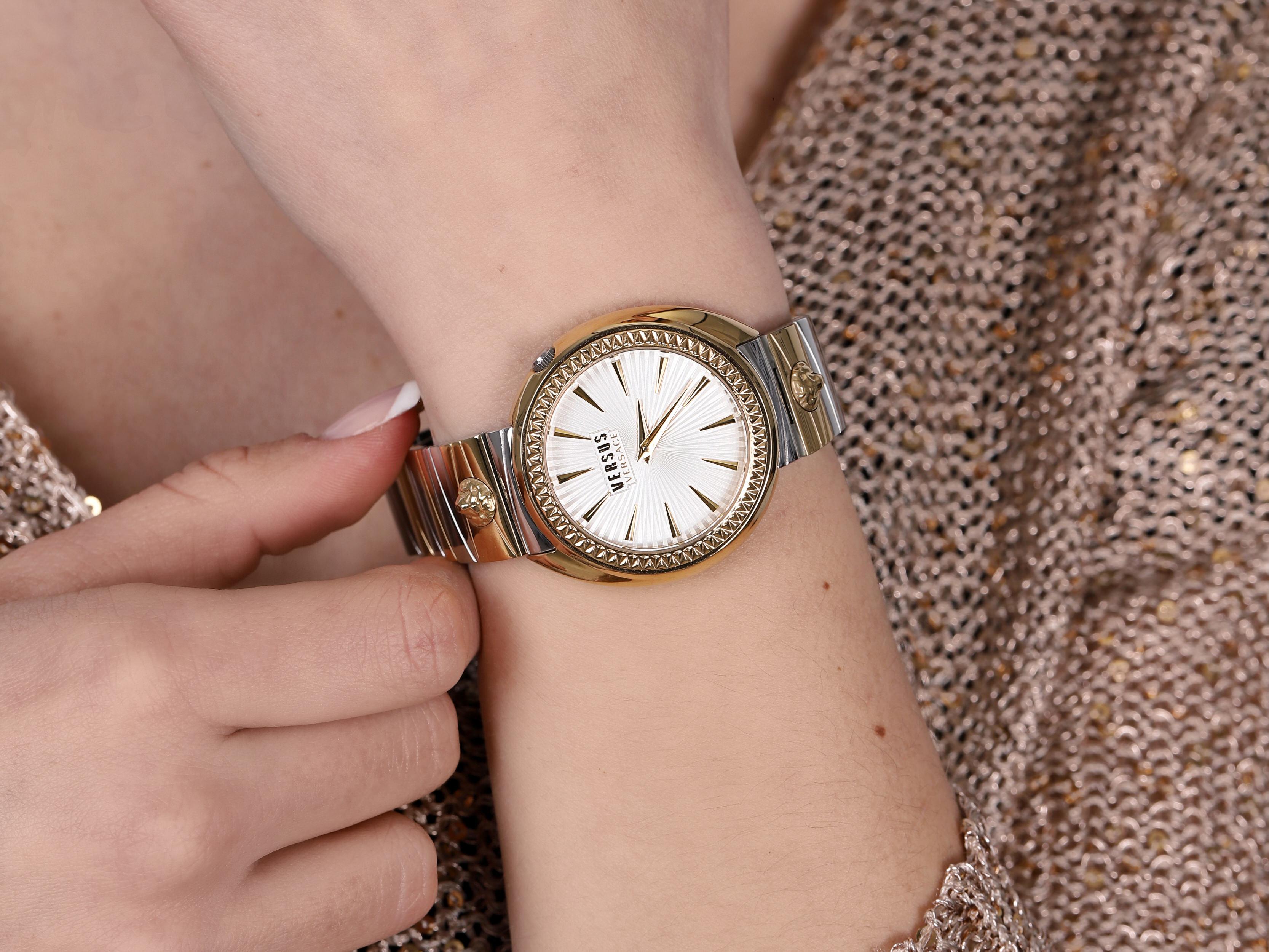 Versus Versace VSPHF0820 TORTONA zegarek klasyczny Damskie